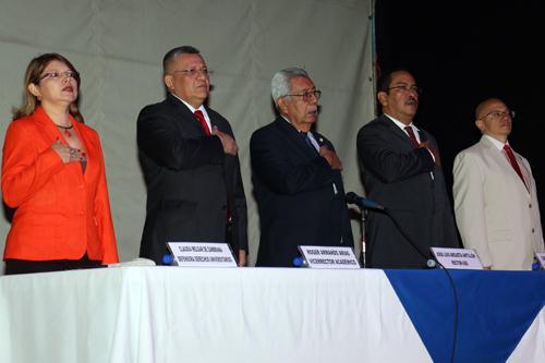 Universidad de El Salvador conmemora 25 aniversario de los Acuerdos de Paz
